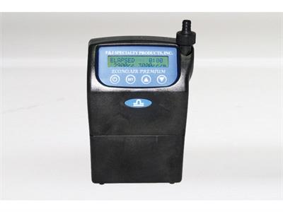F&J ECONOAIR - Model L-12PTR - Premium Personal Air Sampler