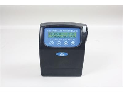 ECONOAIR - Model L-5PTR - Premium Personal Air Sampler