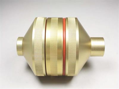 F&J - FJ-40S - Filter Holders - In-Line Aluminum Combination Filter