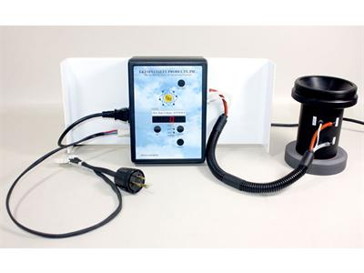 F&J - Model DF-HKUPG-PUF - Digital Flow Meter Kit for Analog PUF Air Samplers