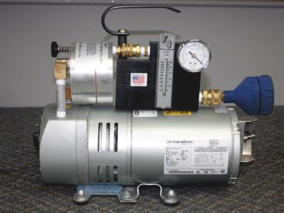 F&J - Model LV-1DE - Low Volume Air Sampler (200 - 240 VAC)