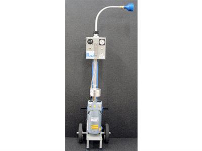 F&J - Model LV-14ME - Breathing Zone Low Volume Air Sampler (200 - 240 VAC)