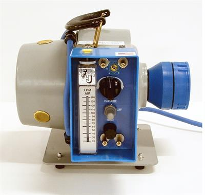 F&J - Model HV-1E - High Volume Air Sampler