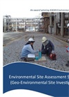 Environmental Site Assessment Services Brochure 2015