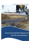 Environmental Remediation Services (Soil & Groundwater) Brochure 2015