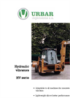 Hydraulic Internal Vibrators for Pavements HV Serie Brochure