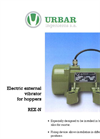 External Electric Vibrator for Silos REX-N Serie Brochure