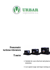 Turbine Vibrators T Serie Brochure