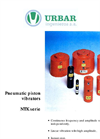 Piston Vibrators NTK Serie Brochure