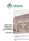 Feeders - Electromechanic - Grizzly Feeders - Series PC Brochure