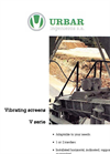 Vibrating Screens - V Serie Brochure