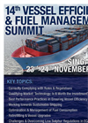 14th Vessel Efficiency & Fuel Management Summit Agenda