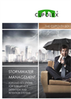Cupolex Stormwater Management - Brochure