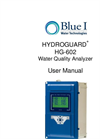 Hydroguard - HG-602- Water Quality Analyzer User Manual