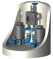 EPP - Pneumatic Pumping Stations