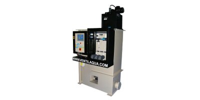 VentilAQUA BLUE - Model VAMEC - Continous Flow Package Water Treatment System