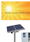 Compact Photovoltaic Systems Brochure