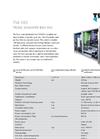 Model TSB 003 - Seawater Desalination Box Brochure