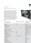 Model TBB 003 - Water Desalination Unit Brochure