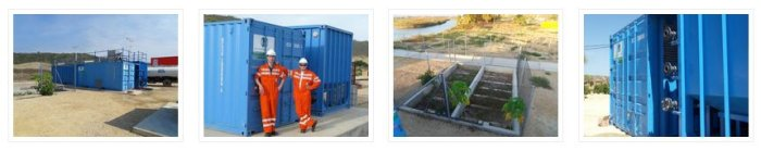 Decentralised wastewater treatment for Angola - Case Study