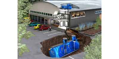 Non Pressurised Rainwater Harvesting Systems