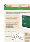 Model FDS 15 - Fine Dust Sensor- Brochure