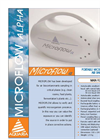 MICROFLOW alfa Microbiological Air Sampler Brochure