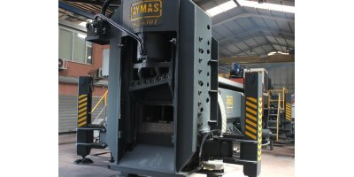 Model SB 500T - Mobile Shear Balers