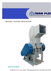 Model IM TYP 42/50 - Medium Capacity Wet Granulator Brochure