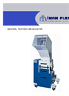Model IM TYP 25/20 - Low Capacity Dry Granulator Brochure