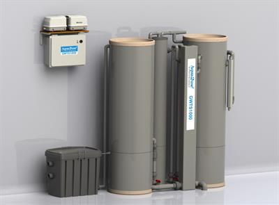 Aqua2use - Model Aqua2use GWTS - greywater treatment company