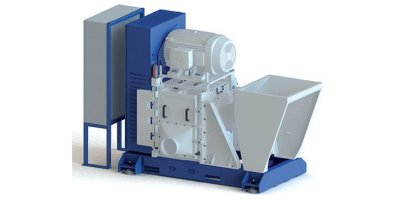 CentriCut - Model N - Complete Fine Shredding Systems