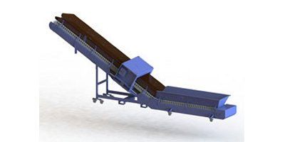Model NT12 - Belt Conveyor