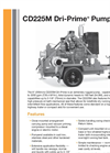 Dri-Prime - CD225M - Rugged Centrifugal Pump Brochure