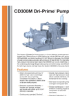 Dri-Prime - CD300M - Centrifugal Trash Pump Brochure