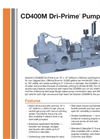 Dri-Prime - CD400M - Centrifugal Trash Pump Brochure