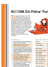 Dri-Prime - HL110M - Automatic Self-Priming Pump Brochure