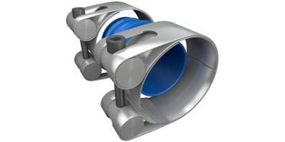 Straub - Model PLAST-PRO - Axial Restraint Pipe Coupling