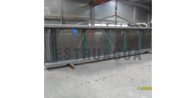 EAGLE - Model TAH-01 - Hydraulic Spillway Screen
