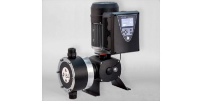 Dostec - Model AC - Electric Diaphragm and Piston Dosing Pumps