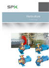 Horticulture Circulation Pumps - Brochure