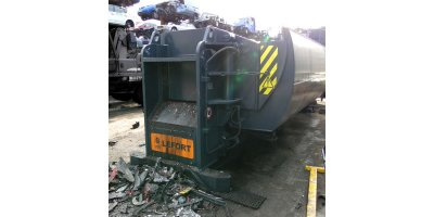 Lefort - Model 967 - Scrap Metal Balers