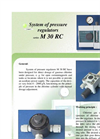 Model M 30 C - Pressure Regulator Brochure