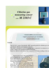 Series M 2103 C - Chlorine Gas Measuring Sensor Brochure