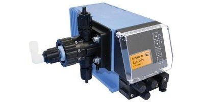 ELADOS - Model EMP EMP-KKS - Electric Motor-Driven Diphragm-Type Metering Pump With Pre-Delivery