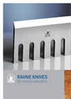 RAVNE KNIVES for Wood Industry