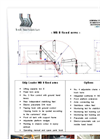 Model MB 8 Fixed Arms - Skip Loaders Datasheet