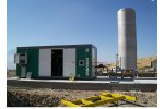 Biogas Extraction and Combustion Plant