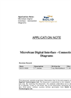 MicroScan Digital Interface - Connection Diagrams Application Note