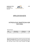 Introducing Smartscan New Features Application Note